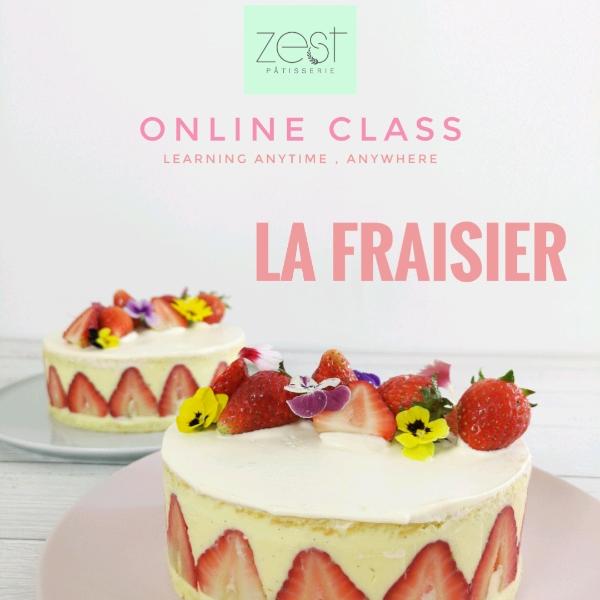 La Fraisier -草莓芙莲