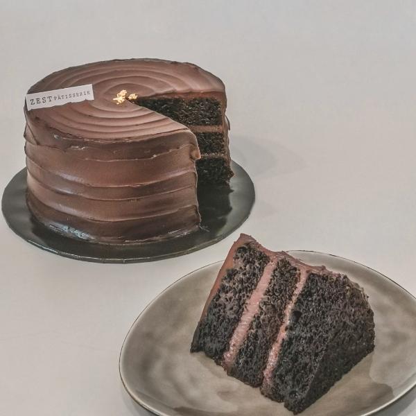 巧克力黑美人Moist Cake By Chef YX