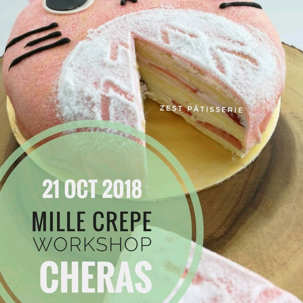Totoro Mille Crepe Workshop0