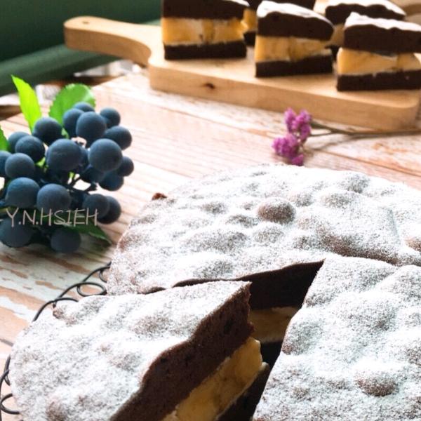 謝岳恩-香蕉巧克力蛋糕+黑糖蛋糕1