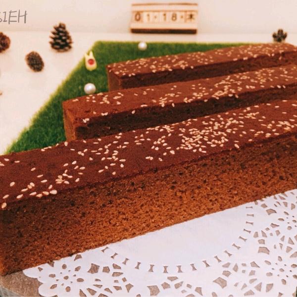 謝岳恩-香蕉巧克力蛋糕+黑糖蛋糕2