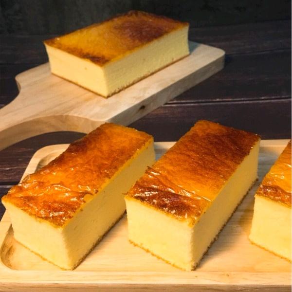 謝岳恩-岩燒輕乳酪蛋糕&哈瓦娜蛋糕1