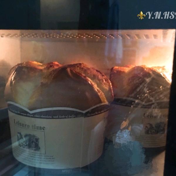 謝岳恩-香草布丁蛋糕3