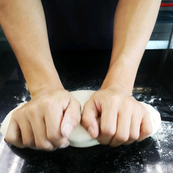 手揉甜面包课2