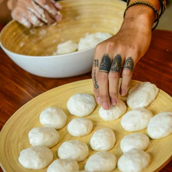 婆罗洲酒饼和米酒酿造坊2
