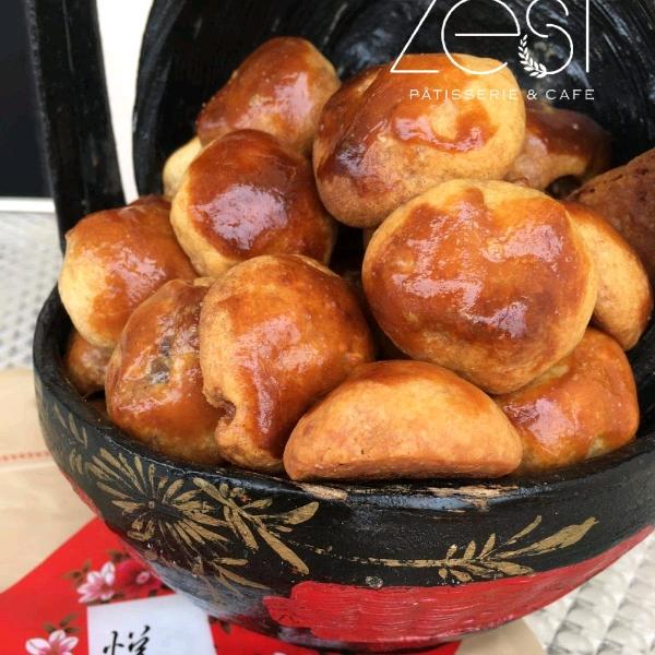 金典广式鸡仔饼