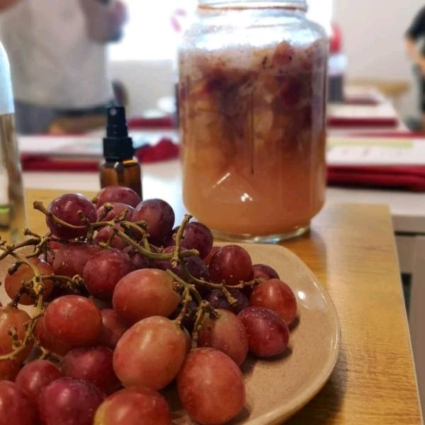 水果酒 +天然酵母课程1
