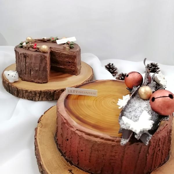 圣诞节姜味巧克力线上课-by Chef YiXiang