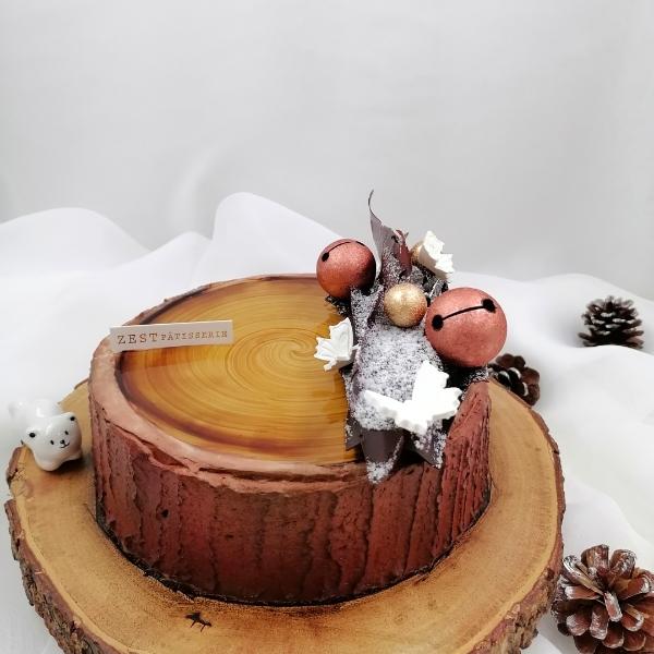 圣诞节姜味巧克力线上课-by Chef YiXiang1