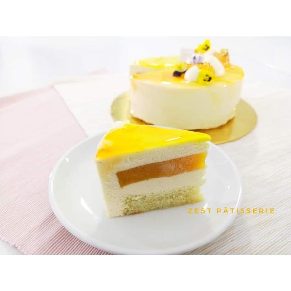 杏桃椰子慕斯蛋糕线上课-by Chef YiXiang1