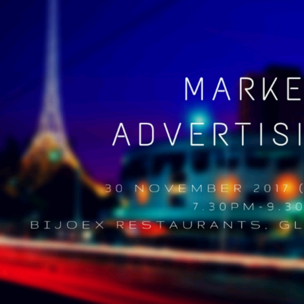 All Things Marketing, PR And Advertising (Early Bird)