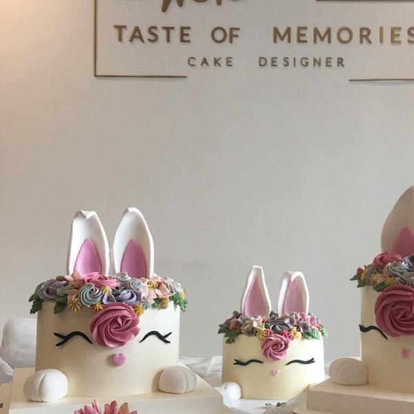 10/05 Earl Grey Bunny Cake0