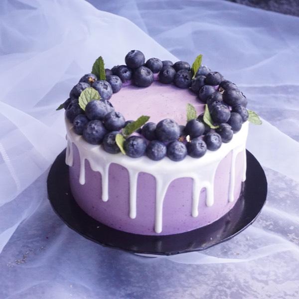 19/05 Blueberry Short cake1