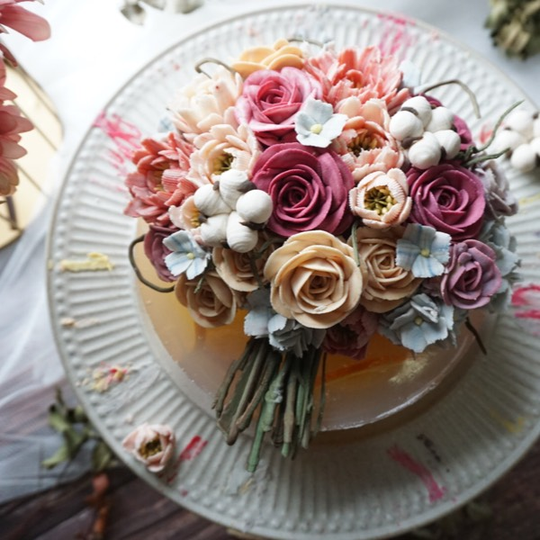 21/7 & 23/7 Flower Piping Course0