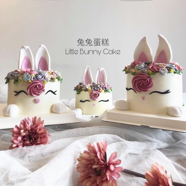 25/08 Bunny Cake & 28/08 Pandan Swiss Roll1