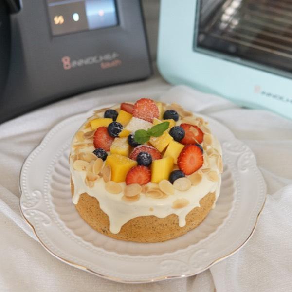 29/07 Sea Salt Cheese Cream Earl Gray Cake0