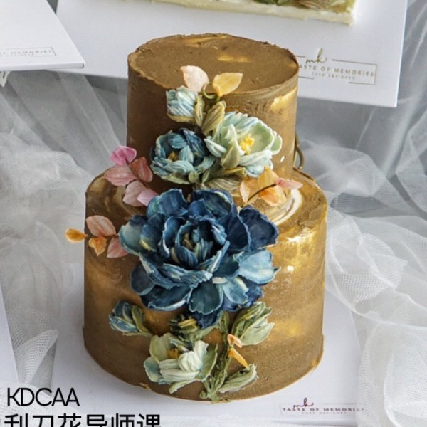 Basic Chocolate Cream Flower0