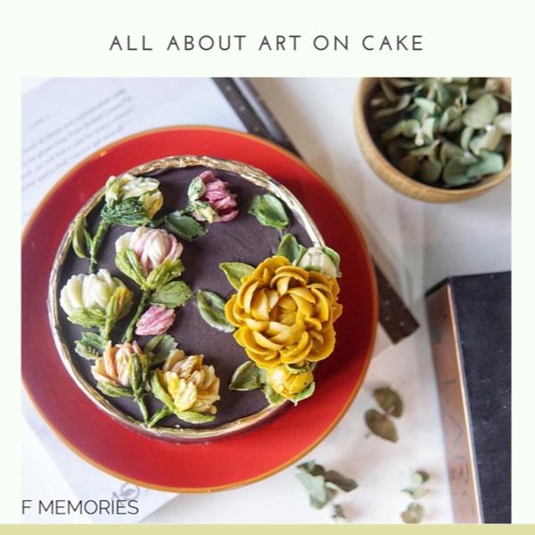 Cake Decorating class 23/020