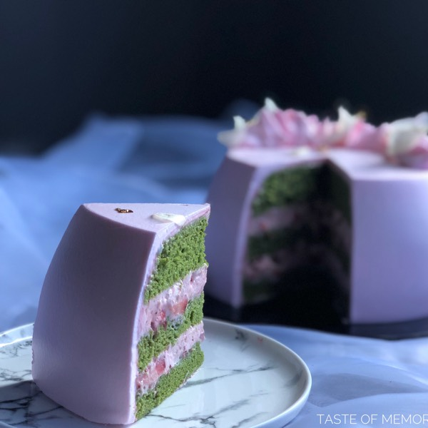 Korea Style Cake 14/050
