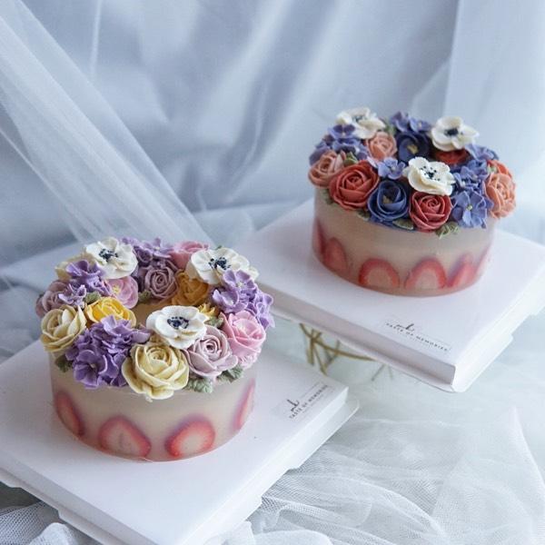 19/10 Korean Winter Rice Cake And Swan Cake0