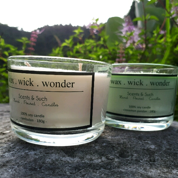 Handpoured Soy Candles0