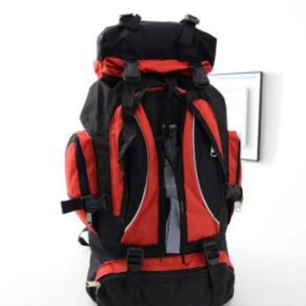 Beg Besar Backpack Kembara (M1) - Black1
