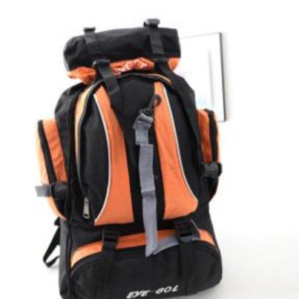 Beg Besar Backpack Kembara (M1) - Black3
