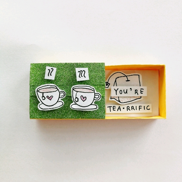 You Are TEA rrific!