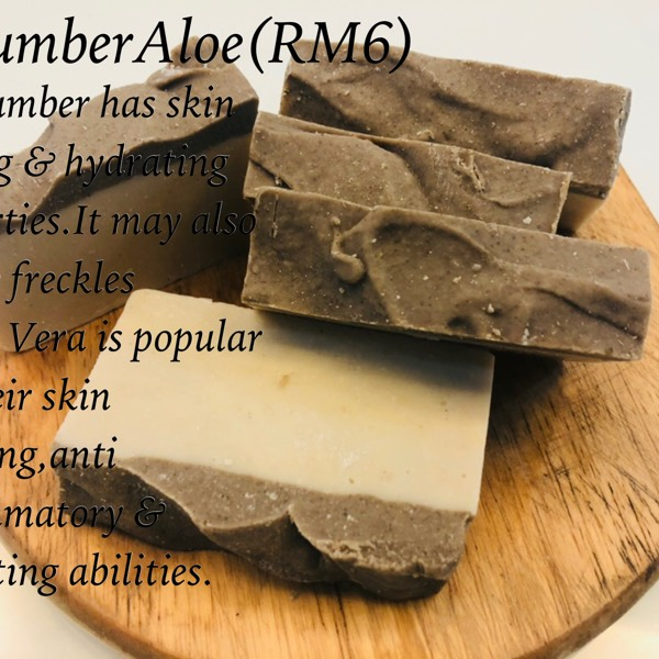 Cucumber Aloe Soap0