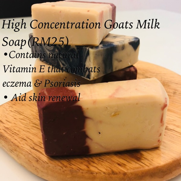 Goat Milk Facial Soap0