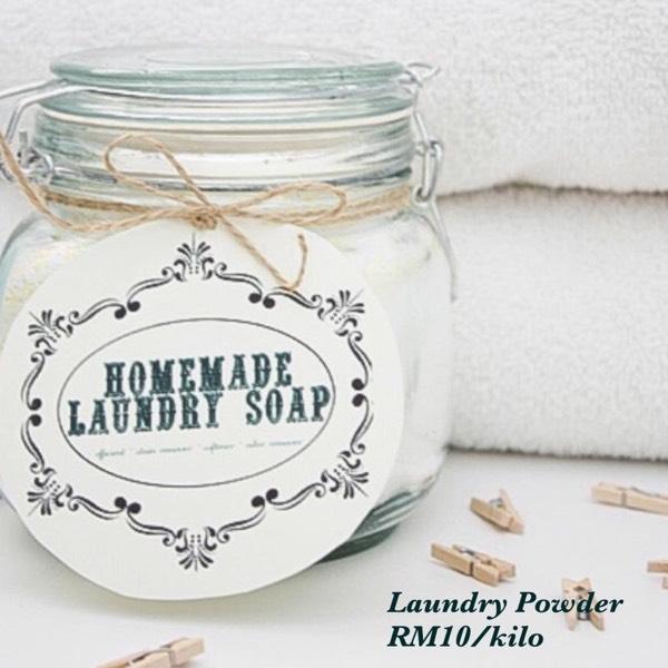 Laundry Powder0