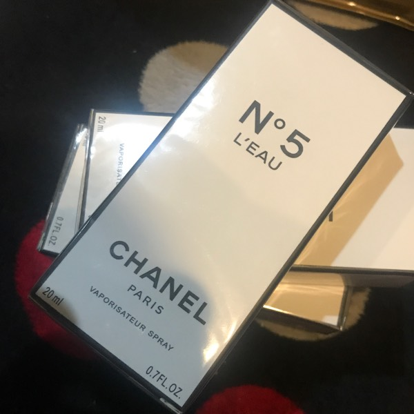 Chanel No 5 L'eau 20ml0