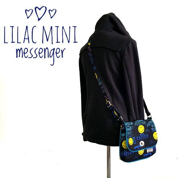 Lilac Mini Messenger1