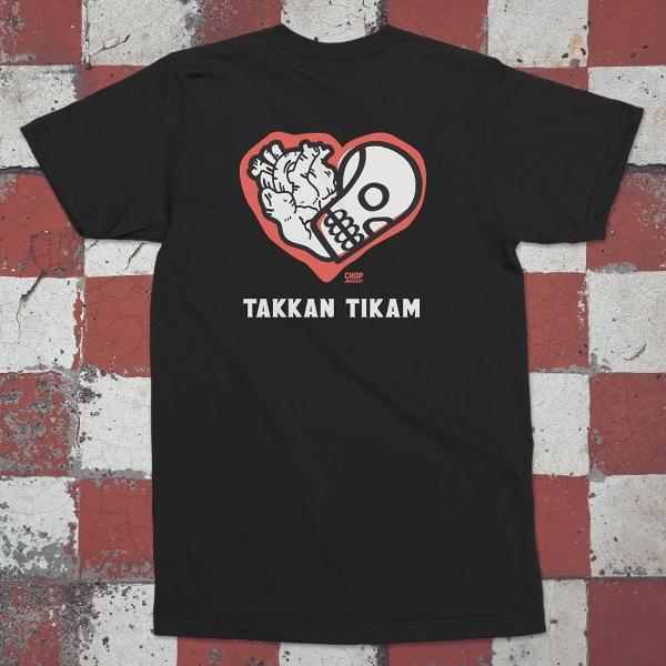 Takkan Tikam Adults T-shirt (X-Large)1