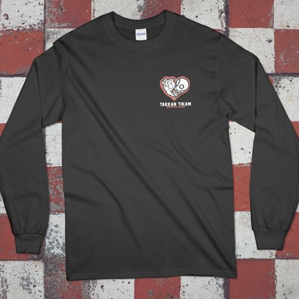 Takkan Tikam Long Sleeve T-shirt (Small)0
