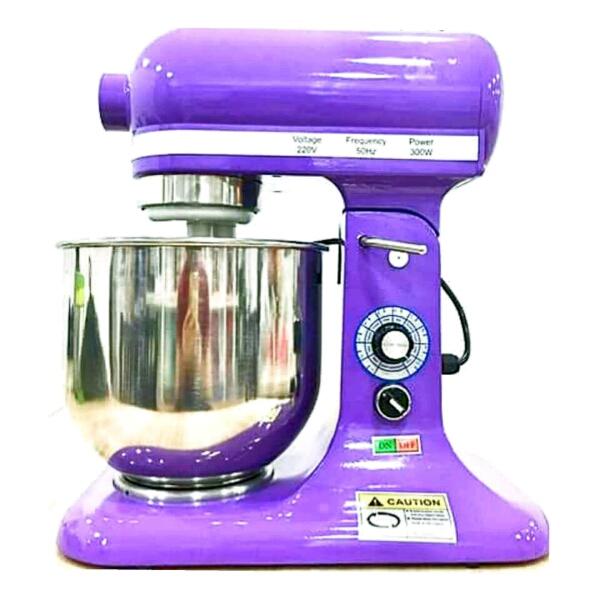 B7 7liter Violet Purple Heavy duty Stand Mixer SSODD1
