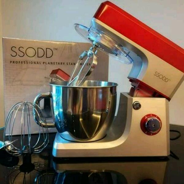 Sm1501 6.5liters Stand Mixer SSODD