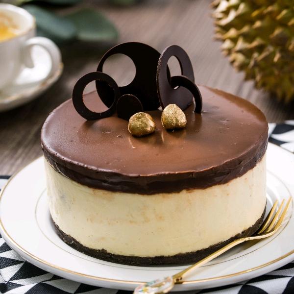 """6"""" Signature Durian Cheesecake0"""