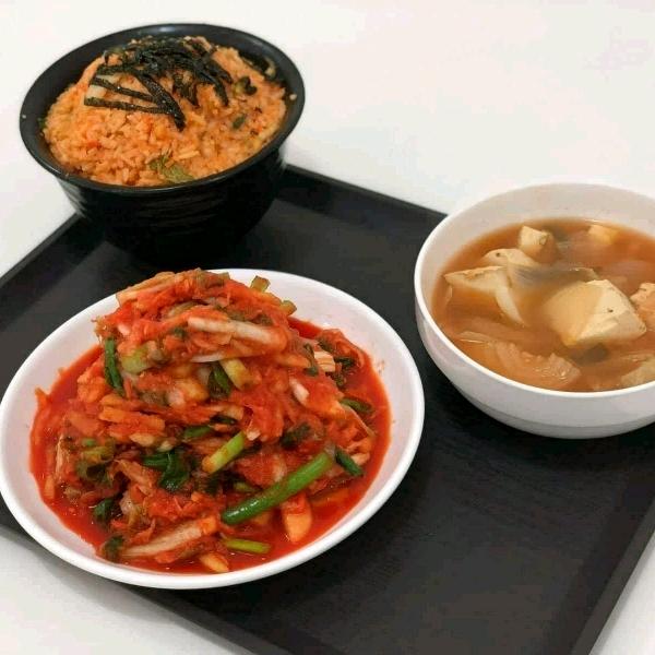 韓國泡菜直播課程 KOREAN KIMCHI LIVE DEMO
