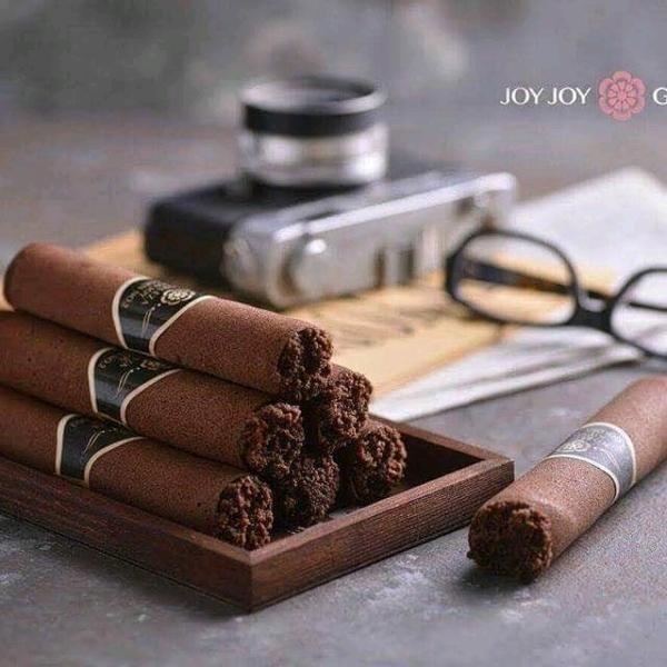 雪茄蛋糕1