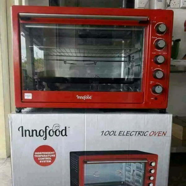 100L Commercial Innofood Electric Oven0