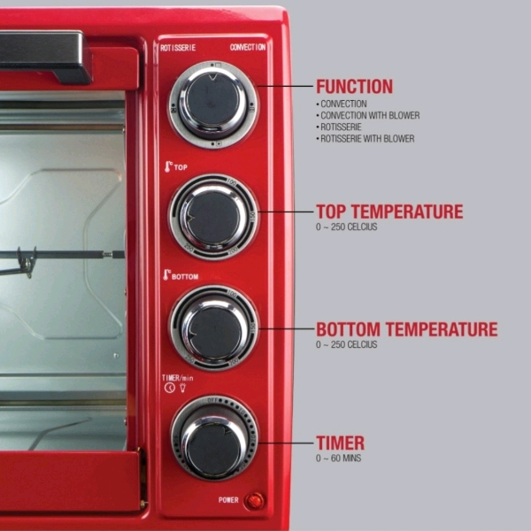 100L Commercial Innofood Electric Oven1