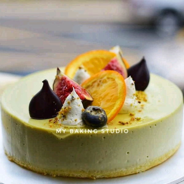 牛奶果起司蛋糕 AVOCADO CHEESECAKE