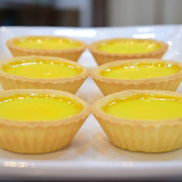 Cantonese Egg Tart Workshop (16 APR)