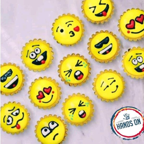 Emoji Cheese Tart Workshop (28 FEB 2019)