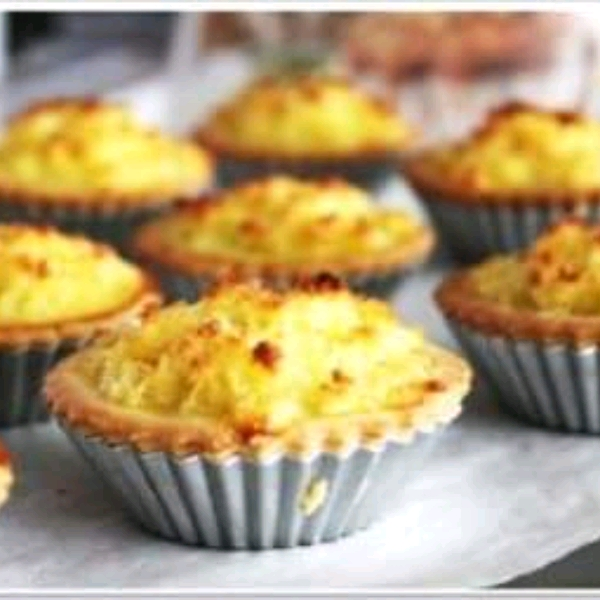 HK Style Coconut Tart Workshop (25 June)