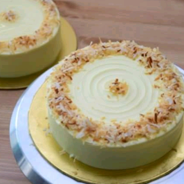 Milky Cheese Layered Cake Workshop (06 June)