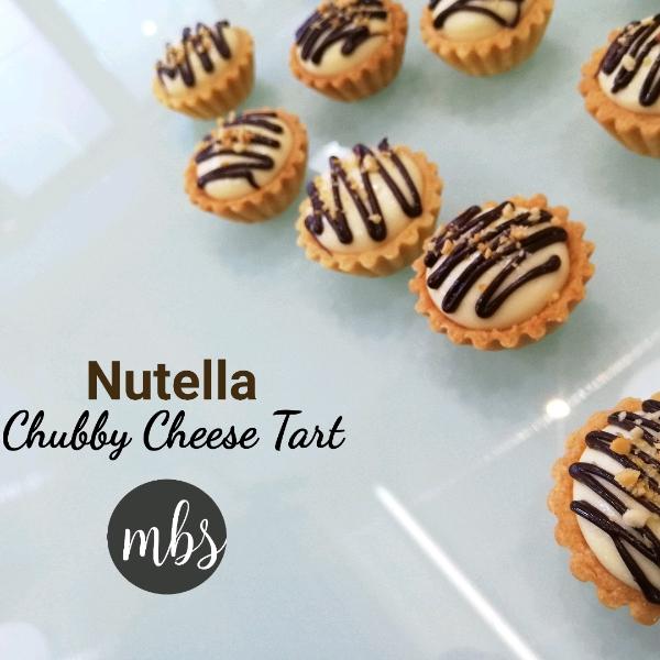 Nutella Cheese Tart Workshop (02 MAR 2019)