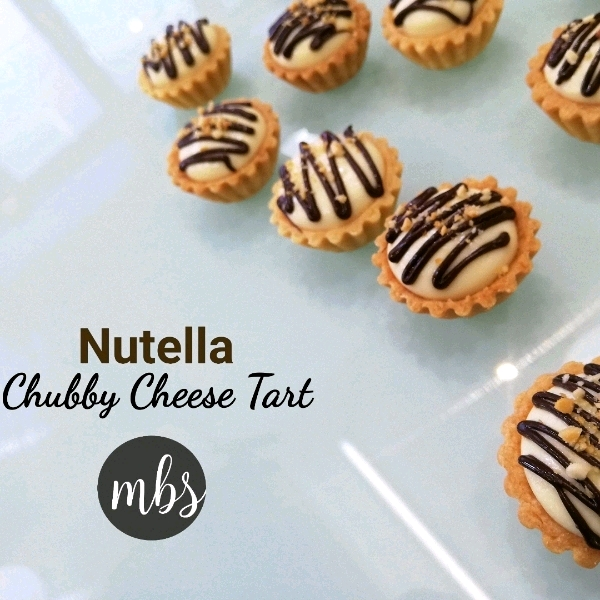 Nutella Cheese Tart Workshop (18 MAY)