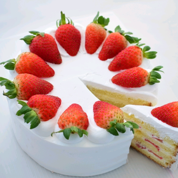 Strawberry Shortcake Workshop (22 APR)